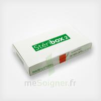 Stéribox Kit prévention et hygiène pour les toxicomanes avec seringues 100UI/ml à TIGNIEU-JAMEYZIEU