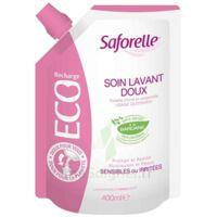 Saforelle Solution soin lavant doux Eco-recharge/400ml à TIGNIEU-JAMEYZIEU