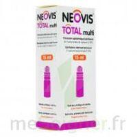 NEOVIS TOTAL MULTI S ophtalmique lubrifiante pour instillation oculaire Fl/15ml à TIGNIEU-JAMEYZIEU