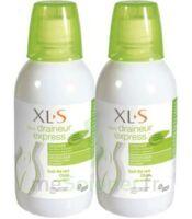 XL-S Draineur Express Solution buvable Thé vert citron 2*500ml à TIGNIEU-JAMEYZIEU