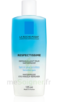 Respectissime Lotion waterproof démaquillant yeux 125ml à TIGNIEU-JAMEYZIEU