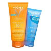 Vichy Idéal Soleil SPF30 Gel de lait ultra-fondant peau mouillée ou sèche 200ml+Après soleil à TIGNIEU-JAMEYZIEU