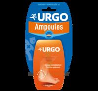 Urgo Ampoule Pansement seconde peau talon B/5 à TIGNIEU-JAMEYZIEU