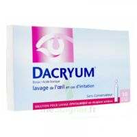 DACRYUM S p lav opht en récipient unidose 10Unid/5ml à TIGNIEU-JAMEYZIEU