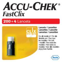 Accu-chek Fastclix Lancettes B/204 à TIGNIEU-JAMEYZIEU