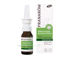 Aromaforce Solution nasale dégage le nez 15ml à TIGNIEU-JAMEYZIEU