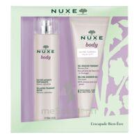 Nuxe Body Eau Délassante Parfumante Spray/100ml+gel Douche à TIGNIEU-JAMEYZIEU