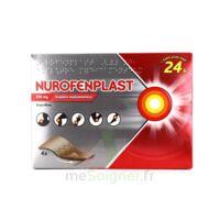 NUROFENPLAST 200 mg Emplâtre médic 4Sach à TIGNIEU-JAMEYZIEU