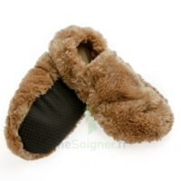 Pelucho Bouillotte Chaussons