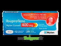 Ibuprofene Mylan Conseil 400mg, Comprimés Pelliculés à TIGNIEU-JAMEYZIEU