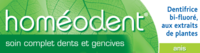 Boiron Homéodent Soin Complet Dents et Gencives Pâte Dentifrice Anis 2T/75ml à TIGNIEU-JAMEYZIEU
