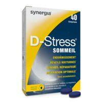 D-STRESS Sommeil Comprimés B/40 à TIGNIEU-JAMEYZIEU