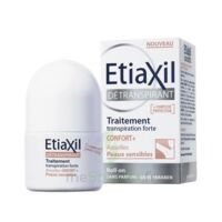 ETIAXIL AISSELLES Déodorant confort + Roll-on/15ml à TIGNIEU-JAMEYZIEU
