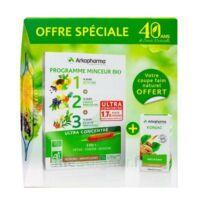 Arkofluides Programme Minceur Bio 30 ampoules/10ml + Arkogélules Konjac B/45 Offre spéciale 40 ans de santé naturelle à TIGNIEU-JAMEYZIEU
