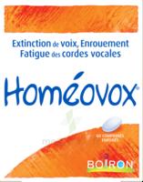 Boiron Homéovox Comprimés à TIGNIEU-JAMEYZIEU