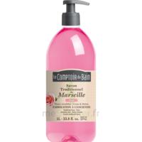 Acheter Savon de Marseille Liquide Rose 1L à TIGNIEU-JAMEYZIEU
