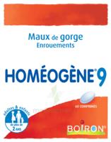 Boiron Homéogène 9 Comprimés à TIGNIEU-JAMEYZIEU