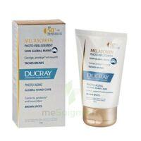 Ducray Melascreen Soin Global Mains Spf50+ 50ml à TIGNIEU-JAMEYZIEU