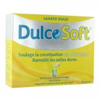 Dulcosoft Poudre pour solution buvable 10 Sachets/10g à TIGNIEU-JAMEYZIEU