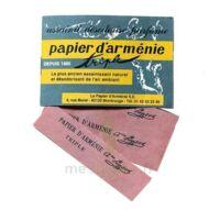 Papier D'armenie Feuille à TIGNIEU-JAMEYZIEU