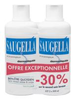 Saugella Emulsion Dermoliquide Lavante 2fl/500ml à TIGNIEU-JAMEYZIEU