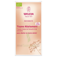 Weleda Tisane Allaitement 2x20g à TIGNIEU-JAMEYZIEU