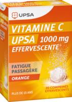 Vitamine C Upsa Effervescente 1000 Mg, Comprimé Effervescent à TIGNIEU-JAMEYZIEU