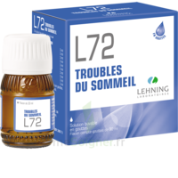 Lehning L72 Solution Buvable En Gouttes 1fl/30ml à TIGNIEU-JAMEYZIEU
