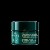 Nuxe Bio Masque Détoxifiant Eclat 50ml à TIGNIEU-JAMEYZIEU